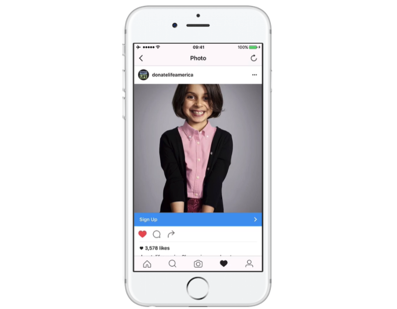 instagramフィード広告
